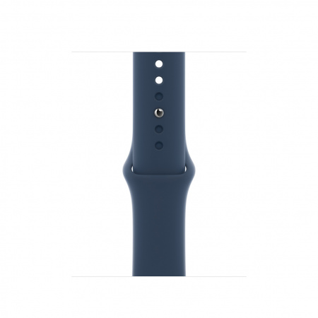 Apple Watch 41mm Band: Abyss Blue Sport Band - Regular (DEMO)