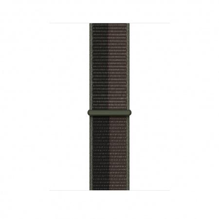 Apple Watch 45mm Band: Tornado/Gray Sport Loop - Extra Large (DEMO)