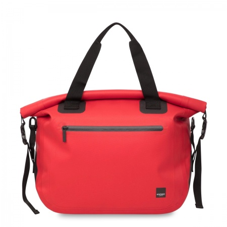 Knomo HAMPTON Water Resistant Tote 14inch - Formula One Red