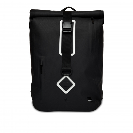 Knomo KEW Backpack 15-inch TPU Coated 600D - BLACK (Male)