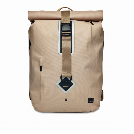 Knomo KEW Backpack 15-inch TPU Coated 600D - DESERT (Male)