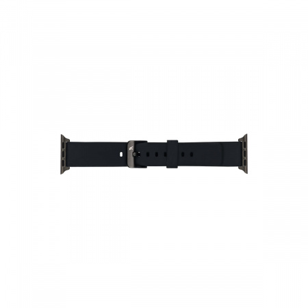 Artwizz WatchBand Silicone for Apple Watch 38/40mm - Black
