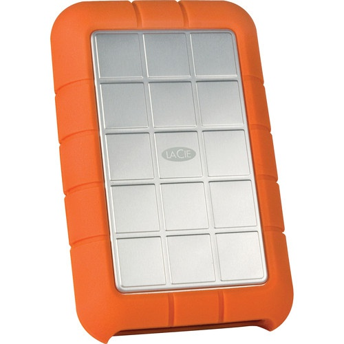 LaCie 2TB Rugged Triple USB 3.0