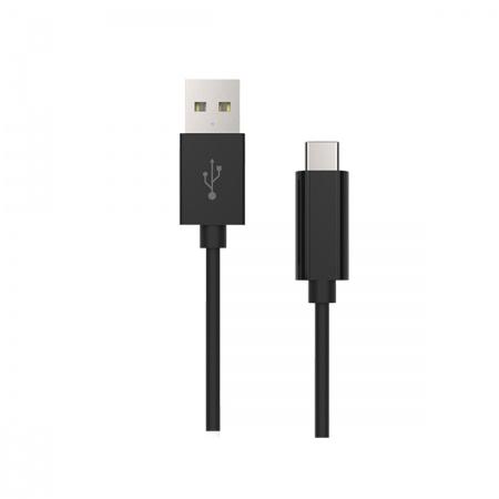 Artwizz USB-C Cable to USB-A male  (2m) - Black