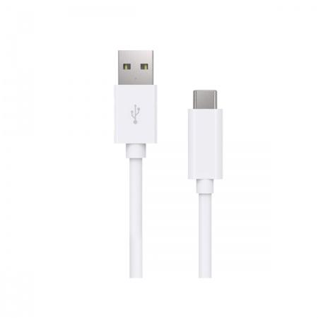 Artwizz USB-C Cable to USB-A male (25 cm) - White