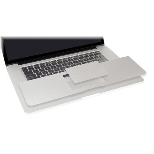 Moshi PalmGuard 15inch (Retina) w/ Trackpad Protector - Silver