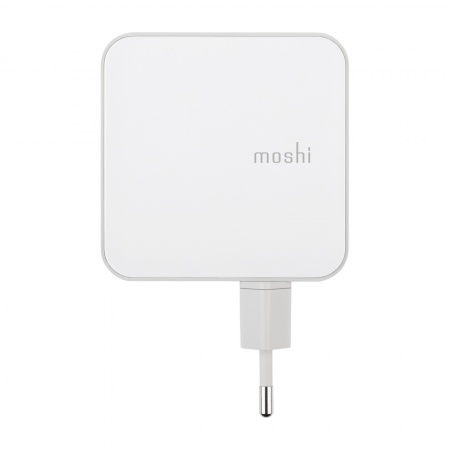 Moshi ProGeo USB-C Wall Charger with USB Port (42W) -EU - white