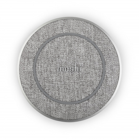 Moshi Otto Q Wireless Charging Pad 15W EPP (extended power profile) - Nordic Grey