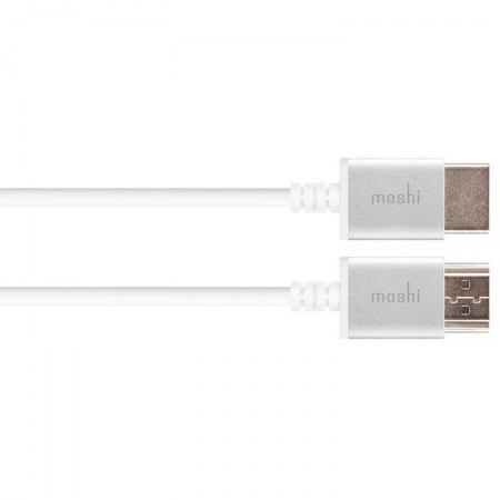 Moshi High Speed HDMI Cable 2m - White