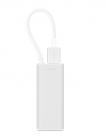 Moshi - USB 3.0 to Gigabit Ethernet Adapter- Silver