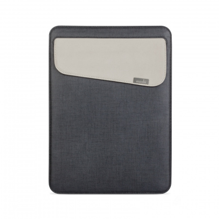 Moshi Muse Slim Fit Sleeve 13inch Retina (2020) - Graphite Black