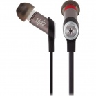 Moshi Dulcia Stylish in-ear Headphones - Black