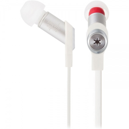 Moshi Dulcia Stylish in-ear Headphones - White