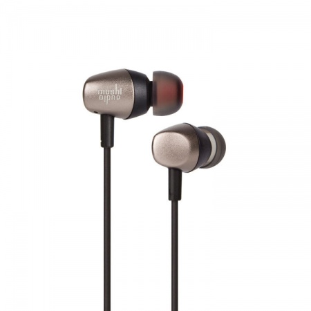 Moshi Mythro Personal Headset with mic - Titanium Gray