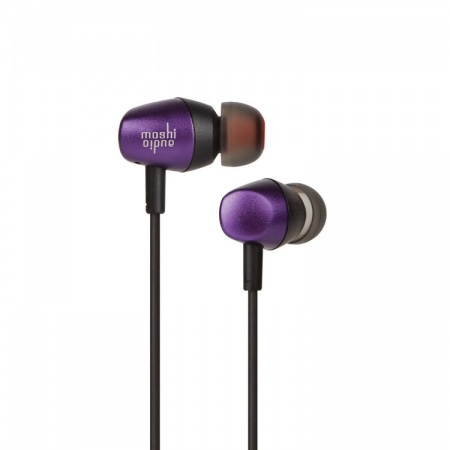 Moshi Mythro Personal Headset with mic - Purple