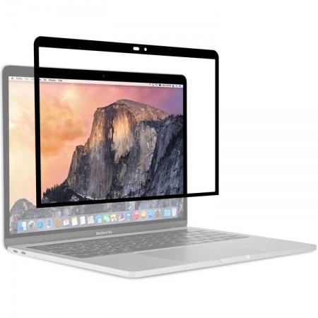 Moshi iVisor MacBook Pro 13inch Retina Thunderbolt 3/USB-C (2020) Anti-glare Screen Protector - Black