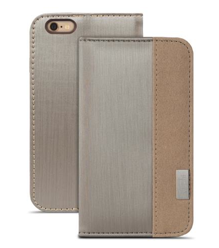 Moshi Overture for iPhone 6 - Brushed Titanium