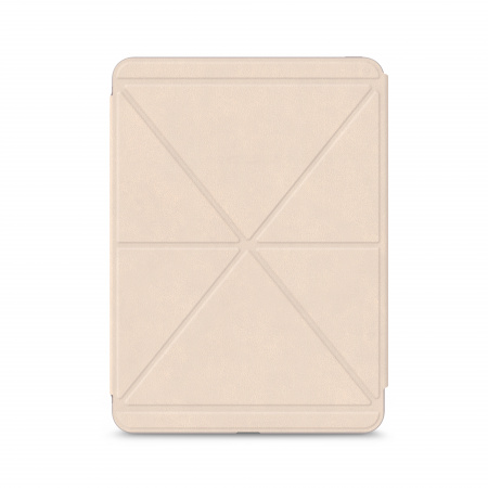 Moshi VersaCover for iPad Pro 11-inch (2nd Generation/1st Gen compatible) - Savanna Beige