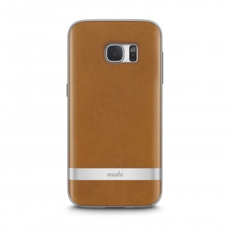 Moshi iGlaze Napa for Galaxy S7 - Beige