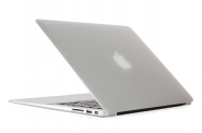Moshi - iGlaze - HardShell Case for MacBook Air 13 - Stealth Clear