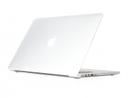 Moshi - iGlaze - HardShell Case for MacBook Pro 15R - Stealth Clear