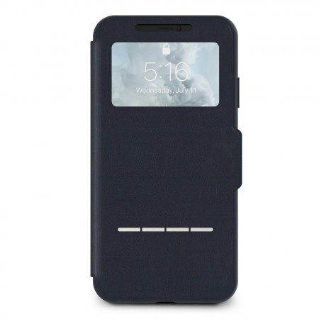 Moshi SenseCover for iPhone XS Max - Midnight Blue