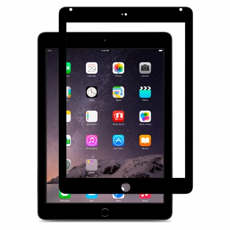 Moshi iVisor Glass for iPad Air/Air 2 - Black