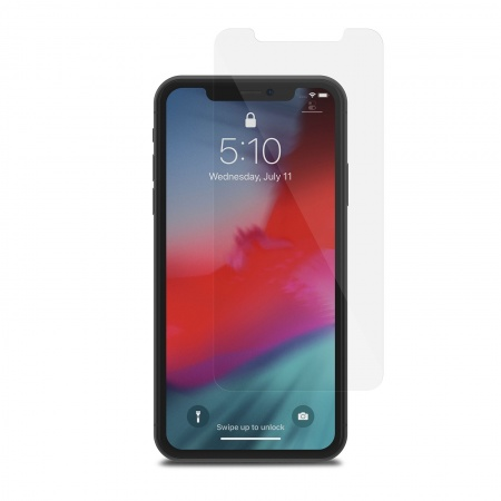 Moshi AirFoil Glass for iPhone XR - Clear