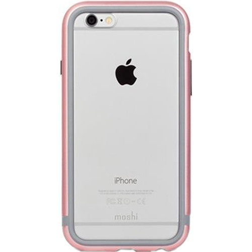 Moshi iGlaze Luxe for iPhone 6/6S Plus - Rose Pink