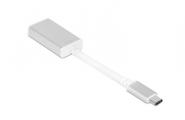 Moshi - USB-C > USB adaptér - Stříbrná
