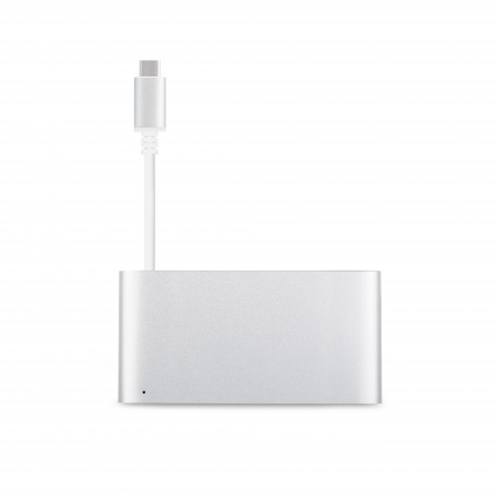 Moshi USB-C Multiport Adapter - Silver