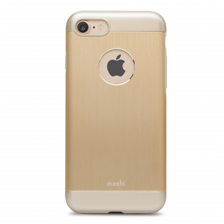 Moshi Amour obal pro iPhone 7 - Gold