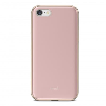 Moshi iGlaze for iPhone 8/7 - Taupe Pink