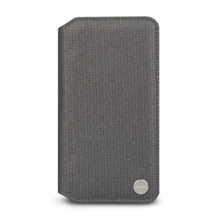 Moshi Overture for iPhone XR - Herringbone Gray