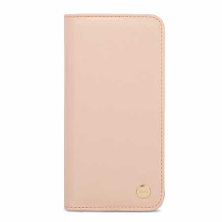 Moshi Overture Case w Detachable Magnetic Wallet for iPhone 12 Pro Max (SnapToª) - Pink