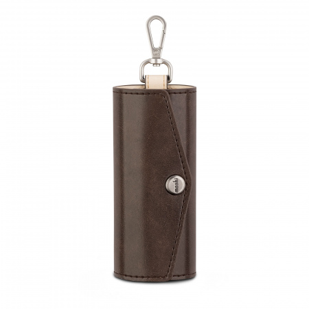 Moshi Folding Key Holder - Oak Brown