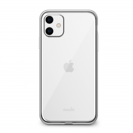 Moshi Vitros for iPhone 11-  Jet Silver
