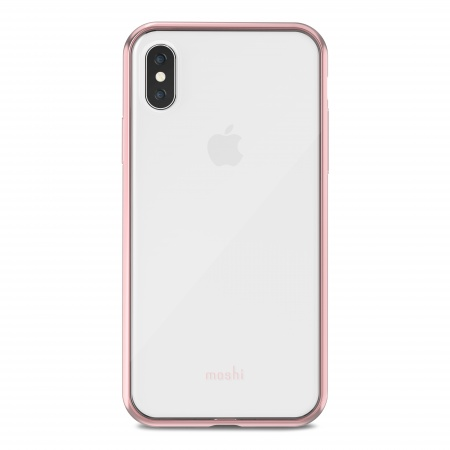 Moshi Vitros for iPhone X/XS - Orchid Pink