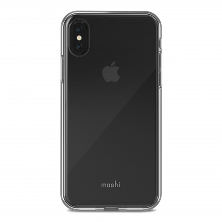 Moshi Vitros for iPhone X/XS - Crystal Clear