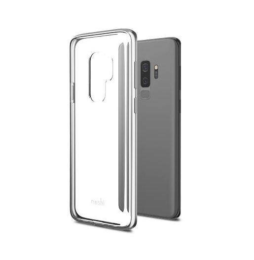 Moshi Vitros for Galaxy S9+ - Jet Silver