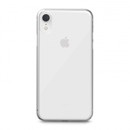 Moshi SuperSkin for iPhone XR - Crystal Clear