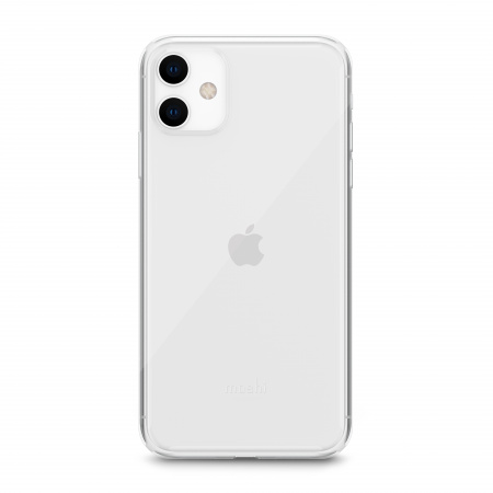Moshi SuperSkin for iPhone 11 - Crystal Clear