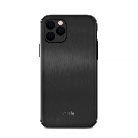 Moshi iGlaze for iPhone 11 Pro (SnapToª) - Armour Black