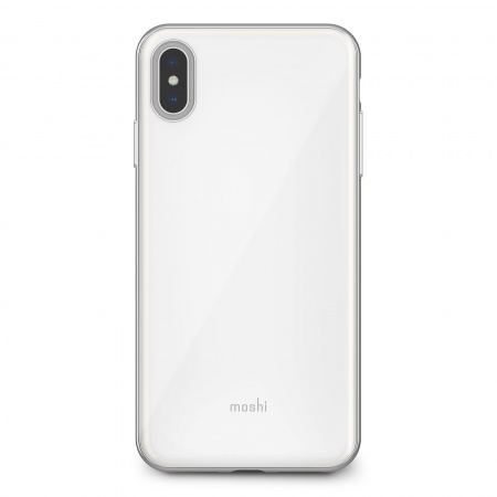 Moshi iGlaze for iPhone XS Max - Pearl White