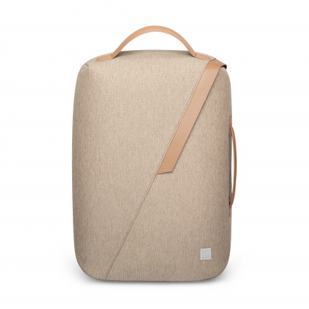 Moshi Muto Three-way convertible backpack 13inch + Tablet 11inch - Coastal Beige