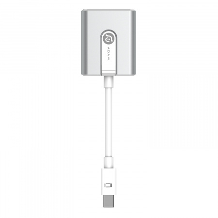 Adam Elements M1 Adapter Mini Display Port to VGA (3y warranty) - Siilver