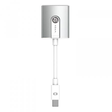 Adam Elements M2 Adapter Mini Display to HDMI (3y warranty) - Silver