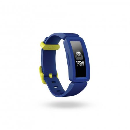Fitbit Ace 2 Night Sky + Neon Yellow