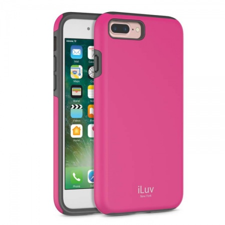 iLuv Regatta Case for iPhone 7/8 - Pink