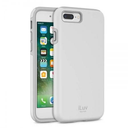 iLuv Regatta Case for iPhone 7/8 - White